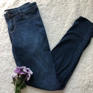 Hollister skinny jeans size 7